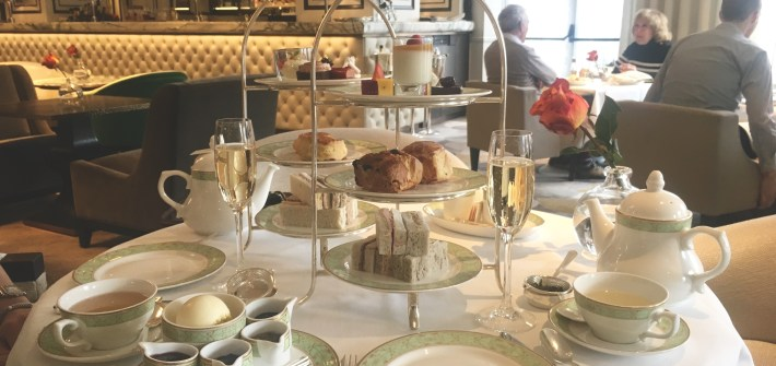 Park Room Gluten Free Afternoon Tea London