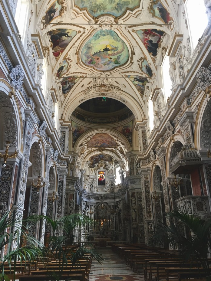 Chiesa del Gesu, Palermo, Sicily