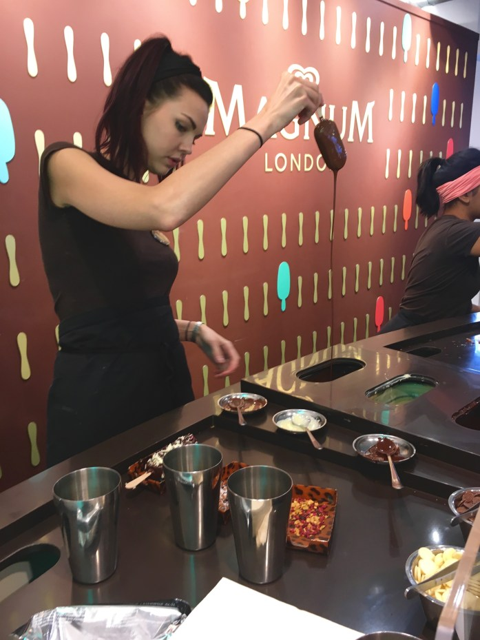 London Magnum Pop Up