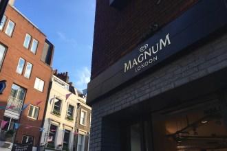 Magnum London Pop Up