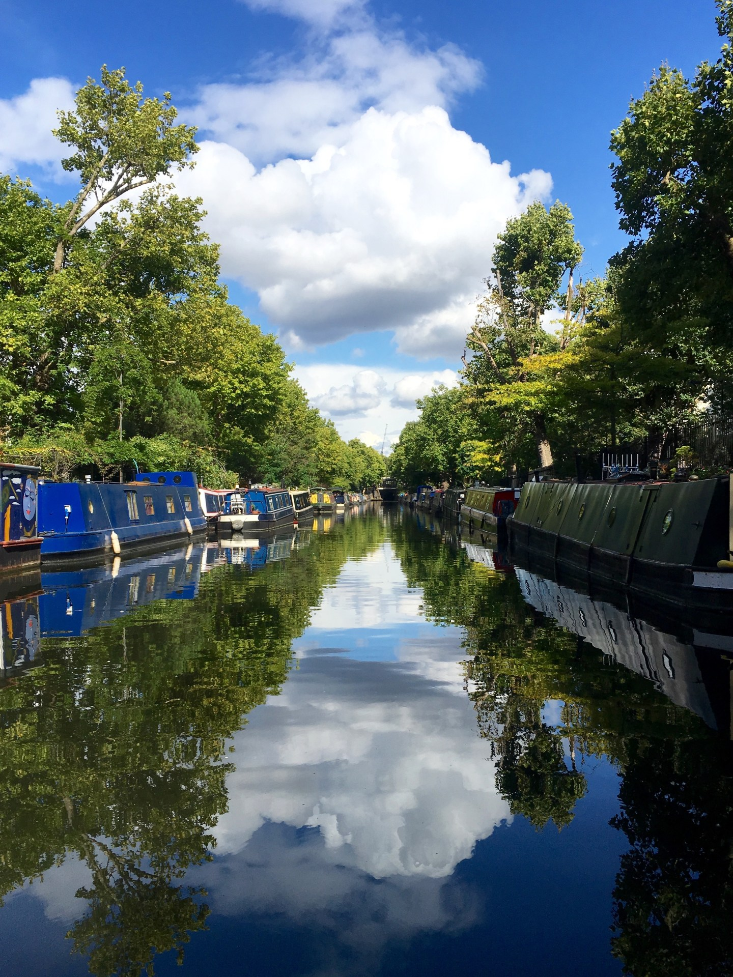Things to Do in London: GoBoat on Regents Canal
