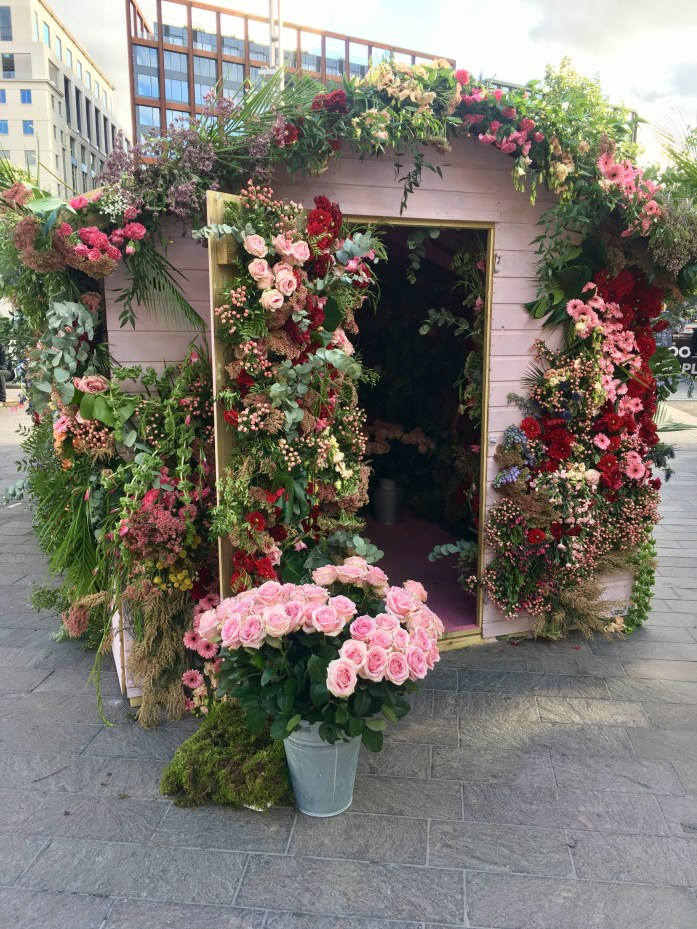 blooming flower cottage design junction london