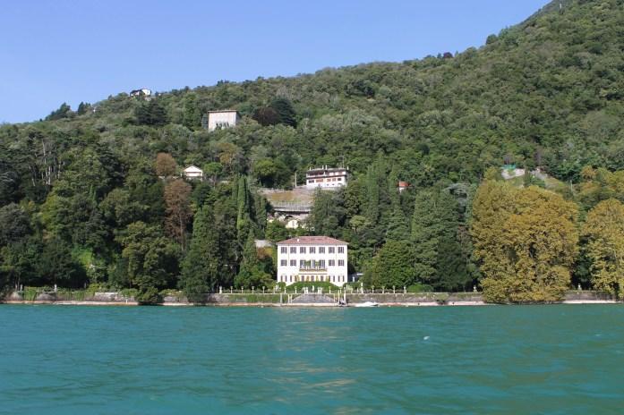 Villa, Lake Como, Italy