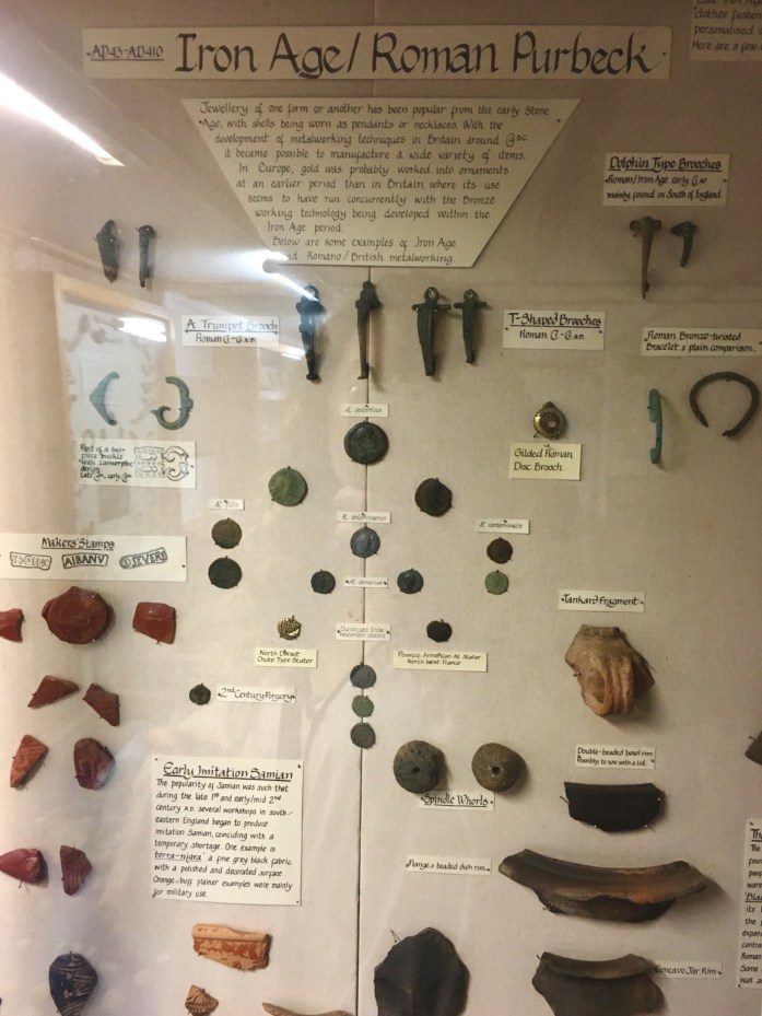 Purbeck Roman Britain artifacts