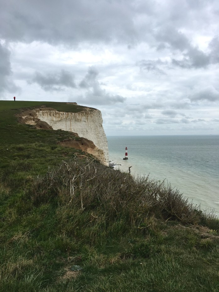 Seven Sisters Hike Beachy Head Lighthouse