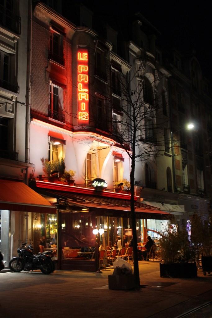 Cafe du Palais, Reims