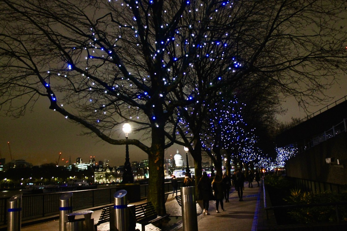 Things to do in London: A Guide to London at Christmastime