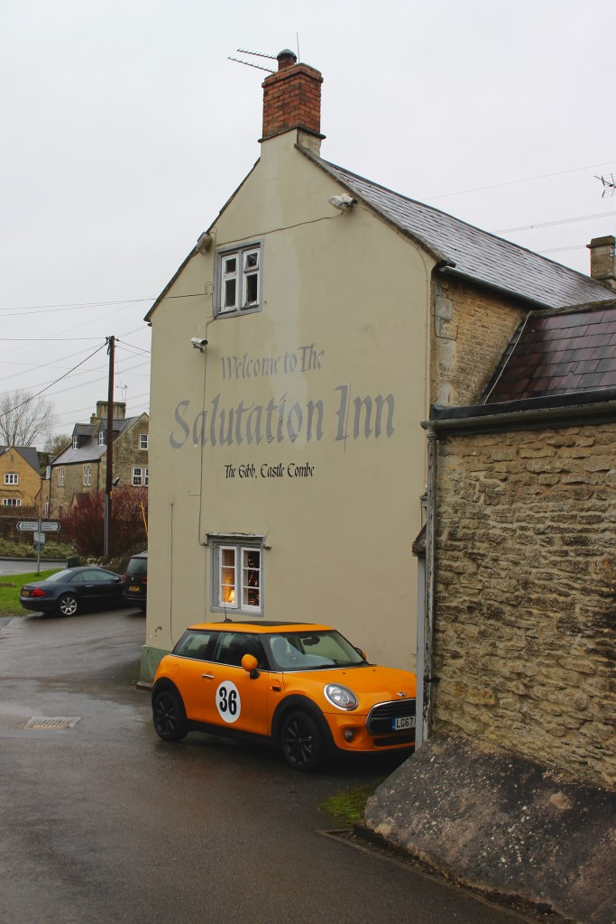 The Salutation Inn, Castle Combe
