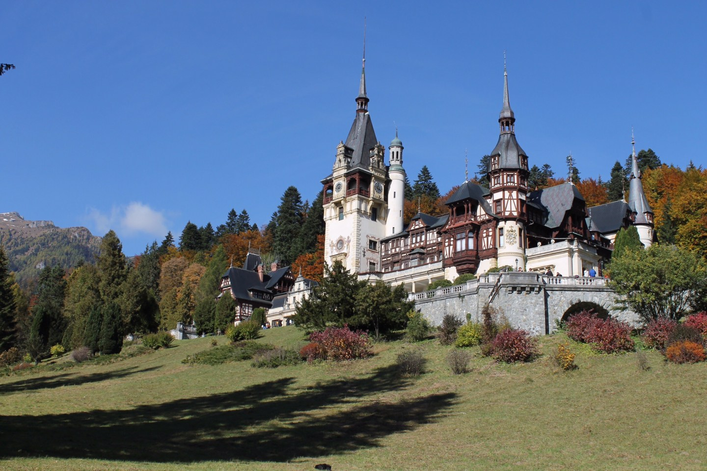 Transylvania, Peles Castle and Bran Castle, Romania