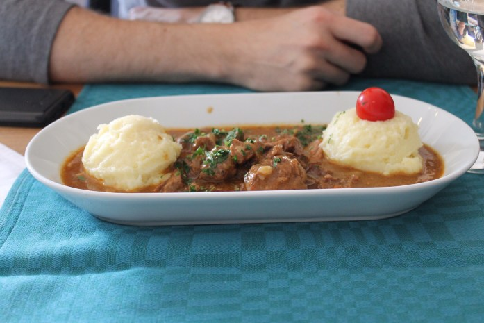 Goulash in Romania