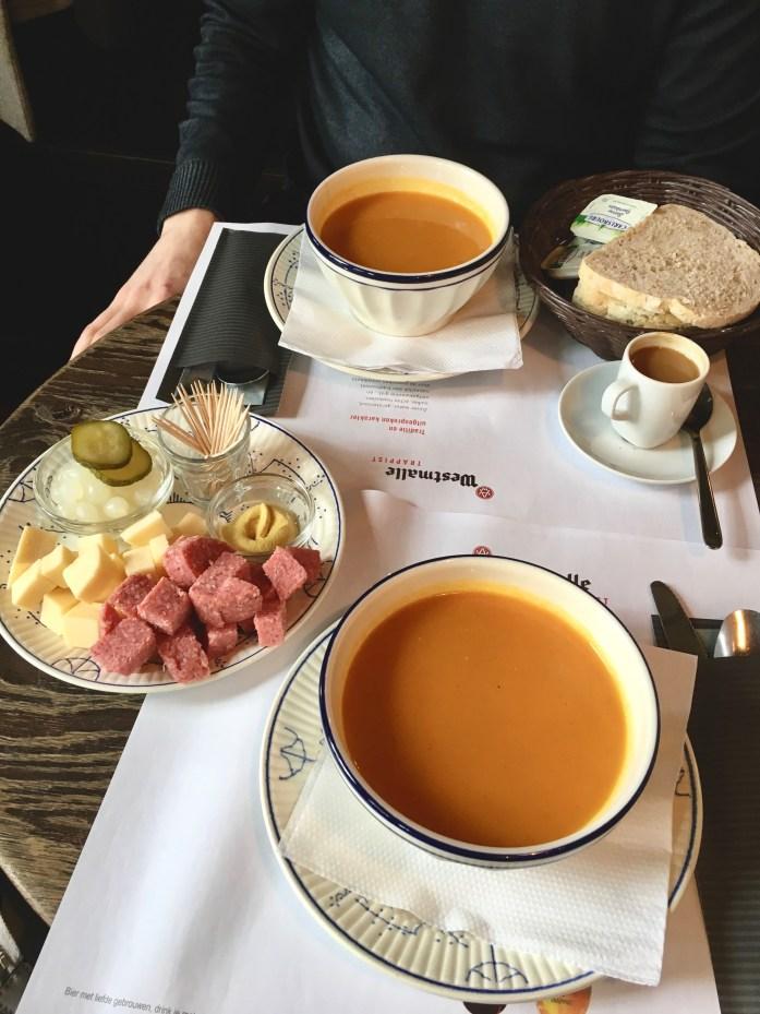 Cafe Vlissinghe in Bruges