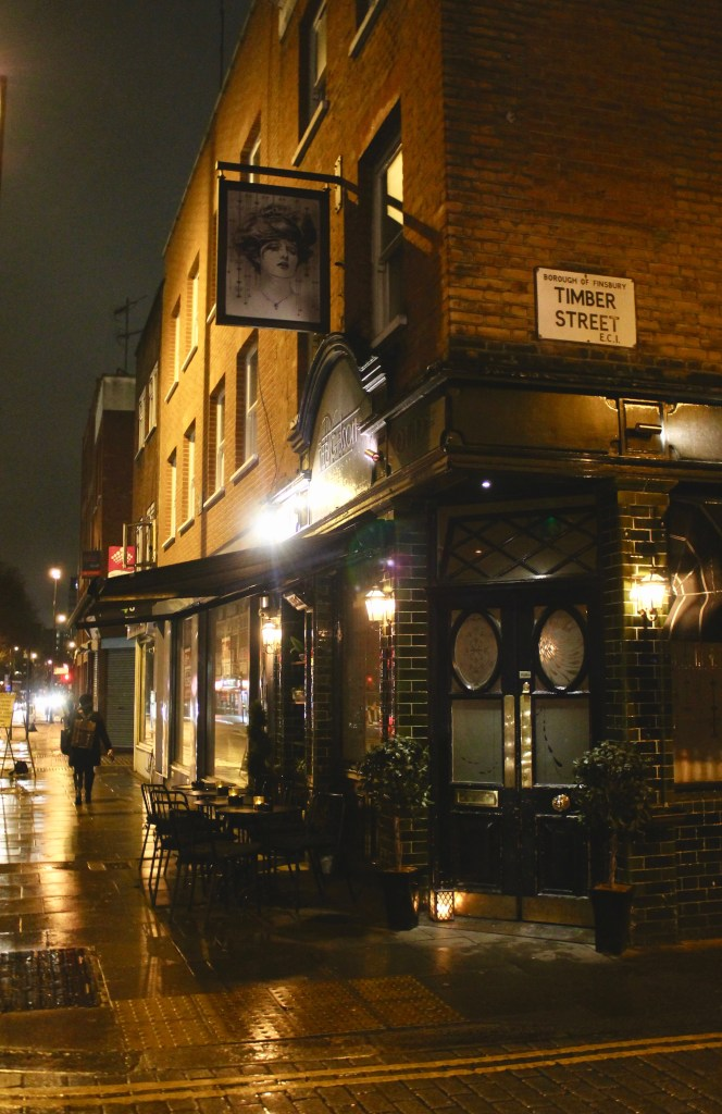 The Gibson | London's best bars
