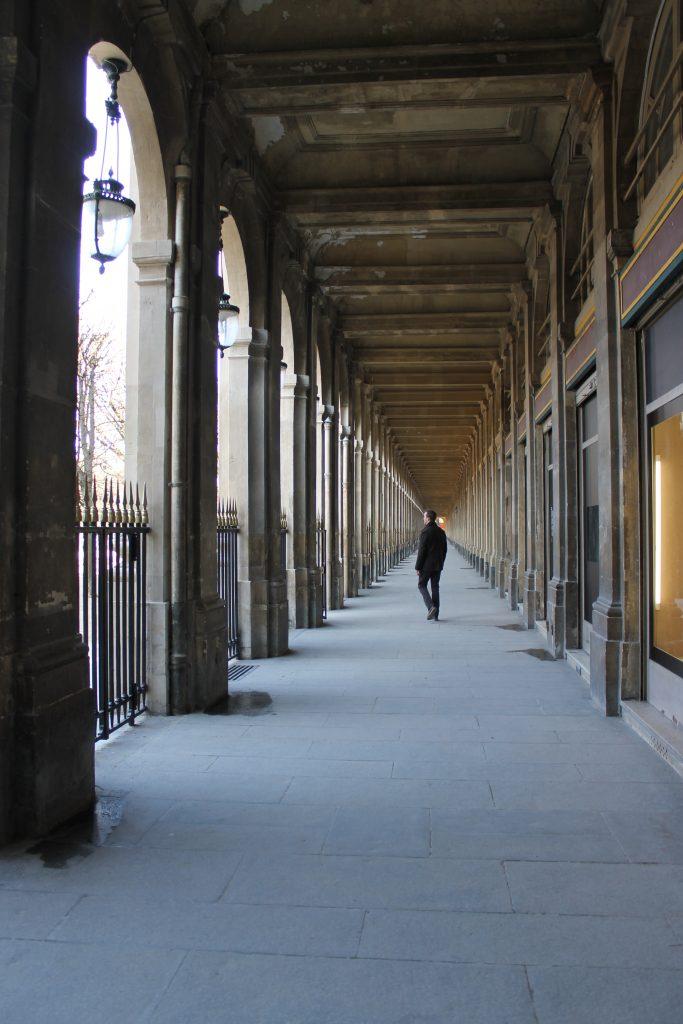 Andrew in Paris