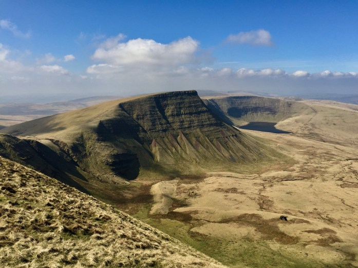 Peaks at Brecon Beacons