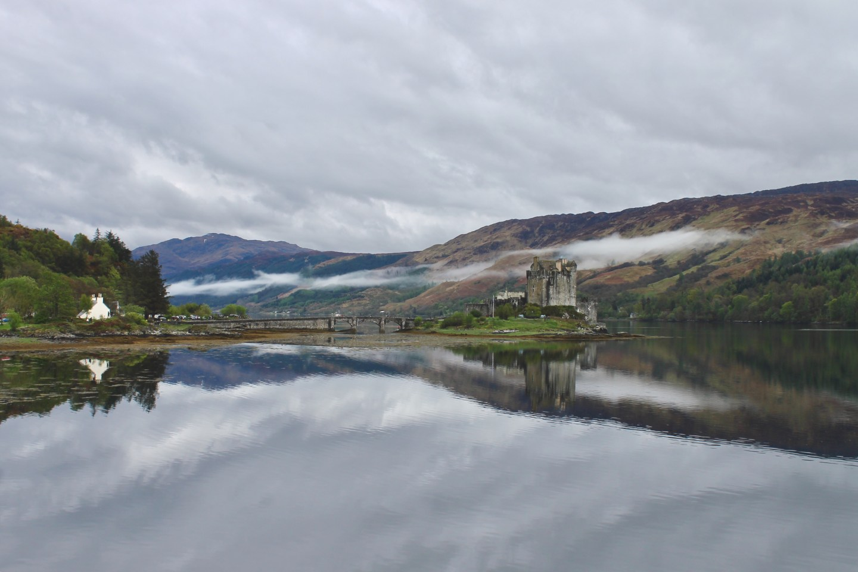 Edinburgh to Isle of Skye via Loch Ness