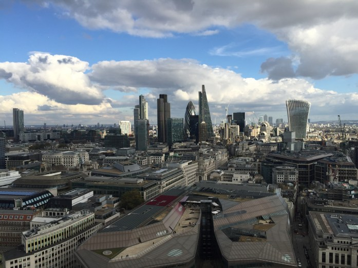 Best rooftop views in London - St Pauls Cathedral