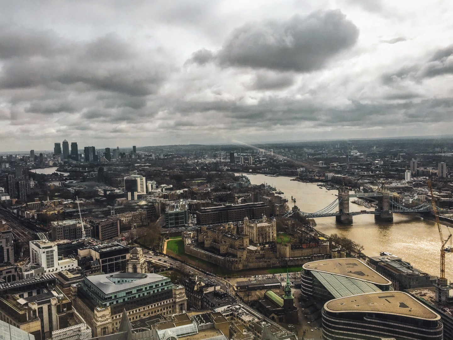 8 of The Best London Views That Aren't the London Eye
