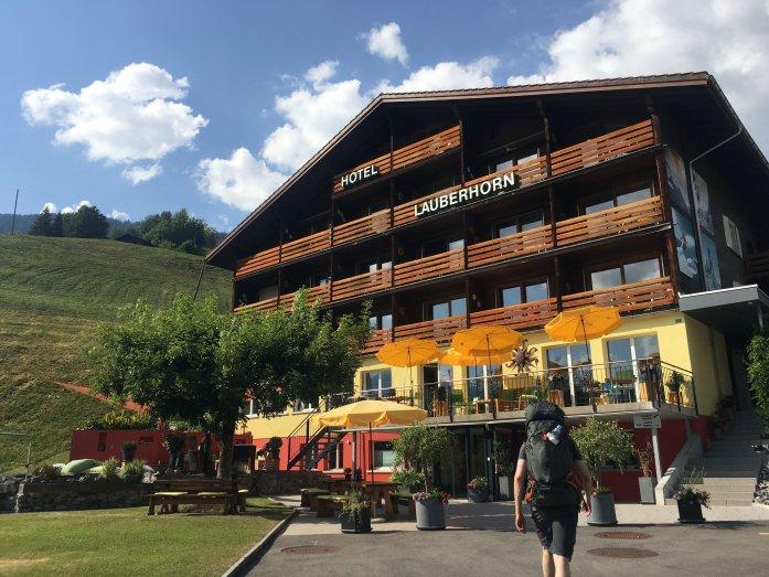 Hotel Lauberhorn, Grindelwald