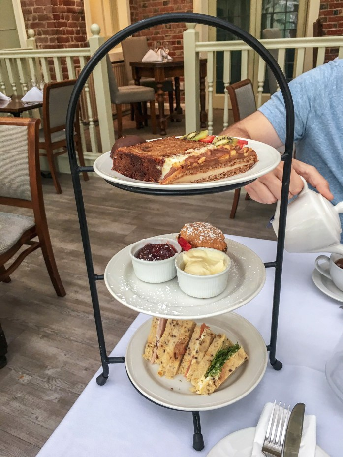 Afternoon Tea at the Royal WInchester Hotel