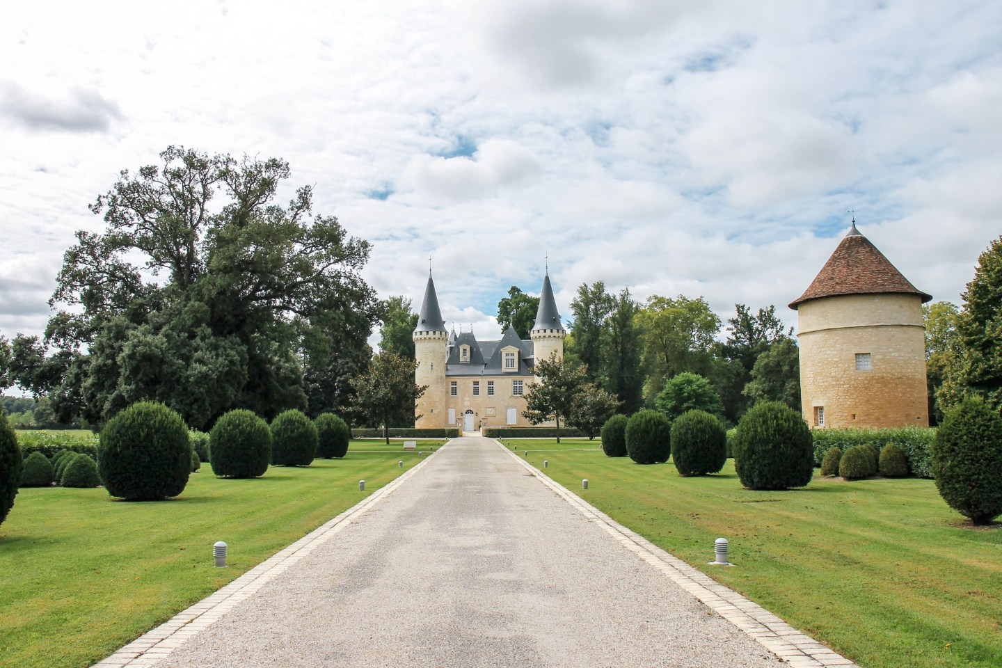 Chateau d'Agassac and Bordeaux