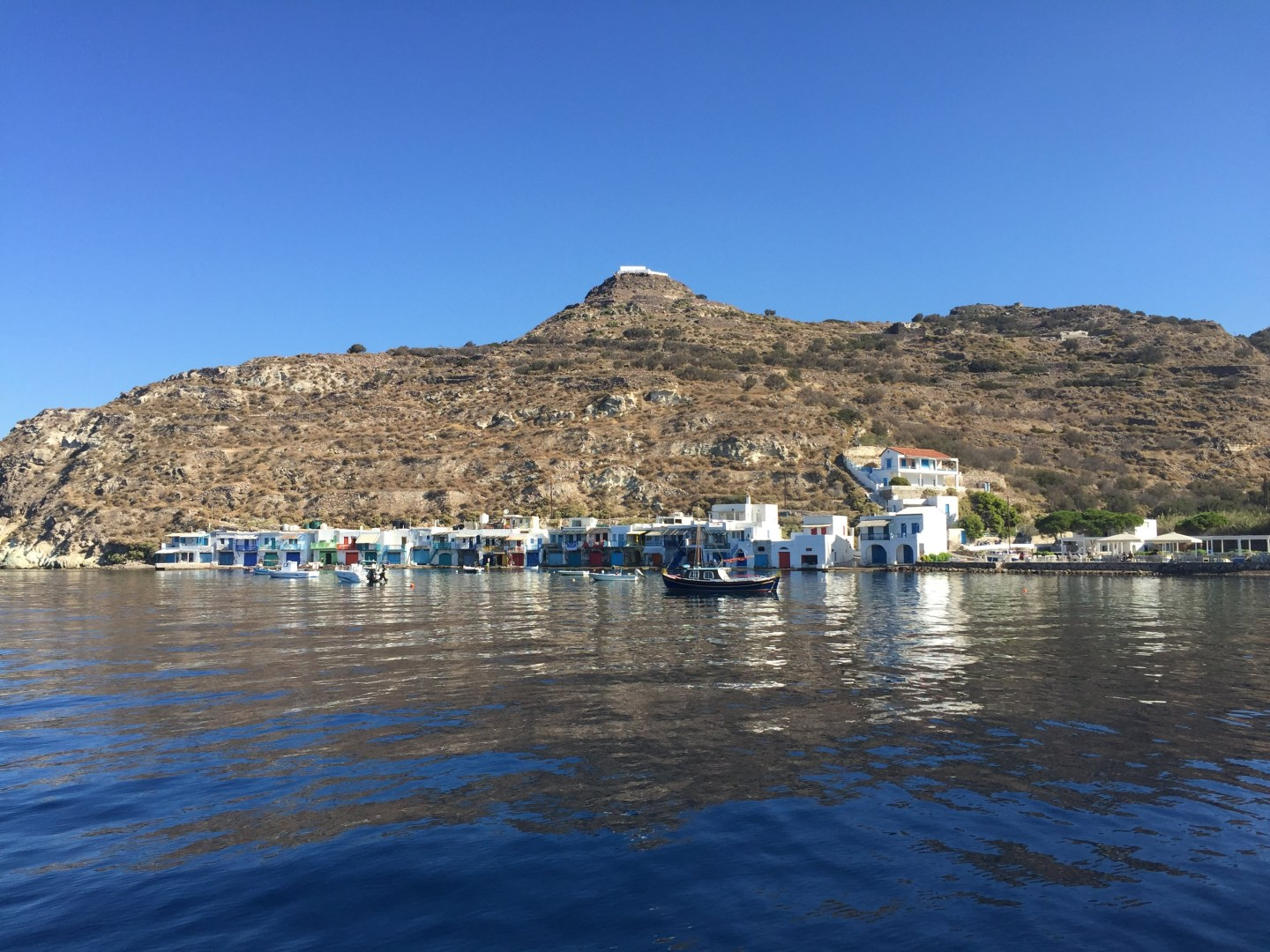 9 Days in the Cyclades, Greece – Milos, Naxos and Mykonos Itinerary