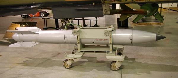 B-61 bomb