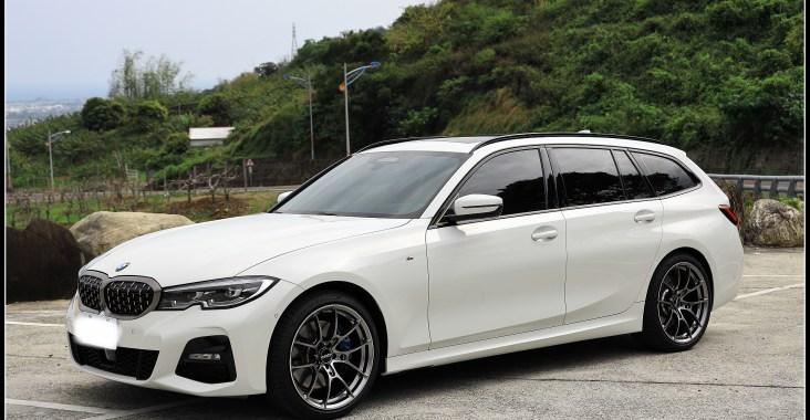 BMW G21 330i換框囉,Rays G025 FD色鍛造輕量框分享+推薦好店家–制動改 @basic的生活日記