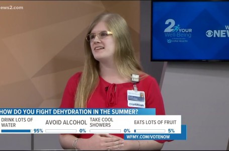 Nutrition Tips to Keep You Cool This Summer