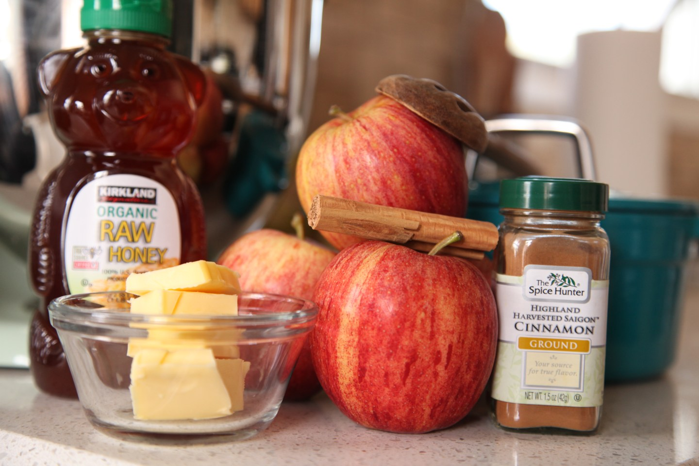 applesauce ingredients