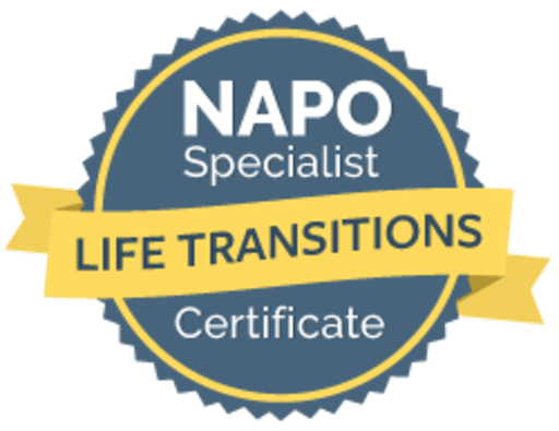 NAPO Specialist Certificate Life Transitions