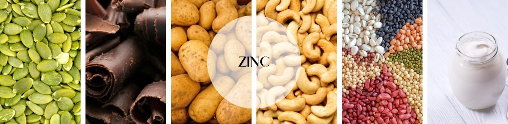 48 foods you need to add to your diet now. vitamins & minerials. ZINC