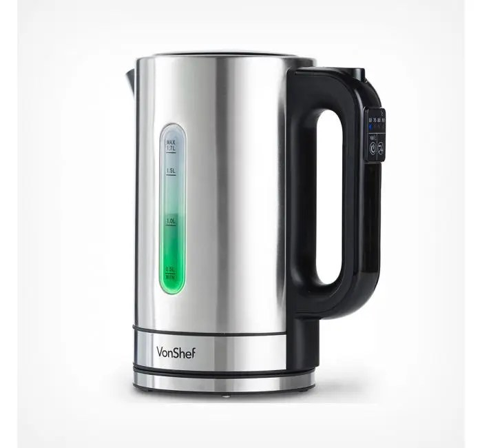 von and more Variable Temperature Kettle