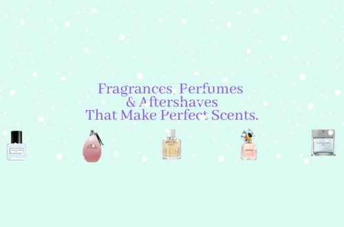 Perfumes, Fragrances and Aftershaves