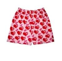 Magic Boxer Shorts In Heart Pattern Sock Shop