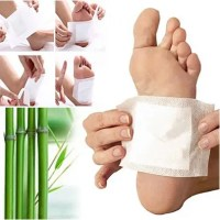 10PCS/Pack Foot Patches Pads Herbal Body Health Toxins Feet Slimming Patch Cleansing Pads Body Detox Foot Patch AliExpress
