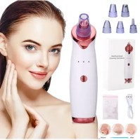 Electric Blackhead Remover Pore Vacuum Cleaner. Facial Skin Care Tool