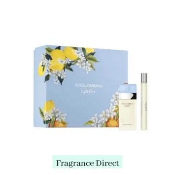Dolce and Gabbana Light Blue Gift Set 25ml
