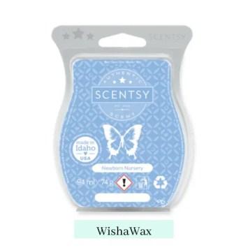 WishaWax Baby Nursery Wax Melts