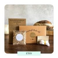 Sourdough Starter Kit at Etsy