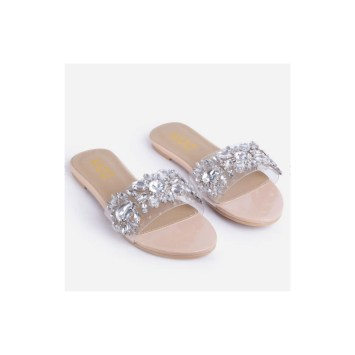 Sparkle Sliders at EGO Shoes
