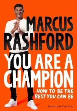 Marcus Rashford - You are a Champion.