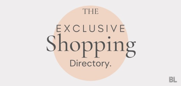 online shopping directory