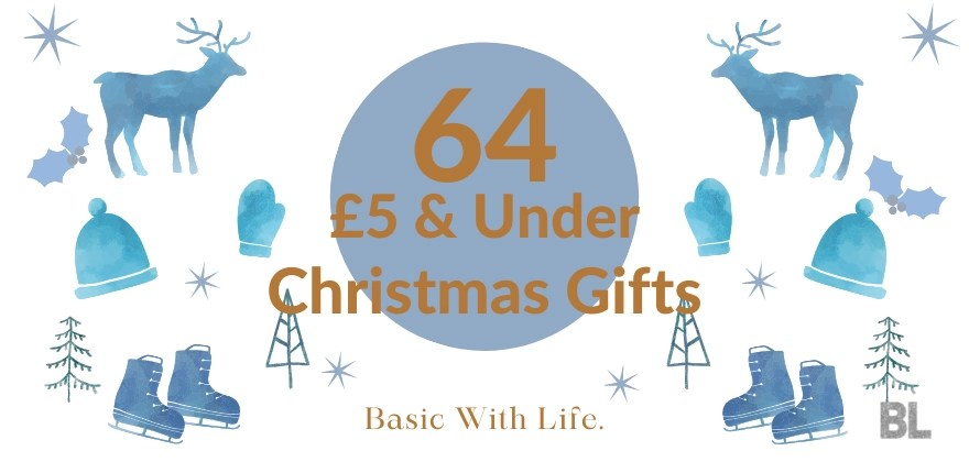 64 Amazing Christmas Gifts £5 and Under