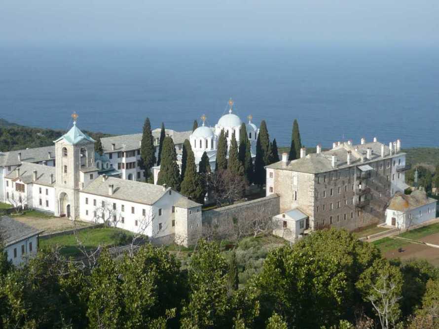 Comunicat Scrisoare deschisă a unor părinţă aghioriţi cu privire la sinodul din creta