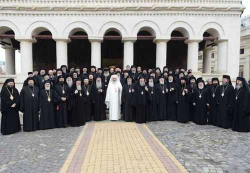 Sfântul Sinod al BOR