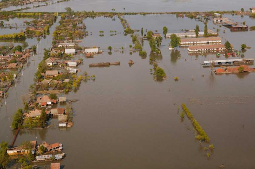 Comunicat de Presă Patriarhia Română inundaţii