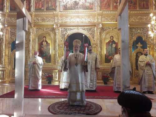 Arhiepiscopia Aradului, Sfântul Nicolae