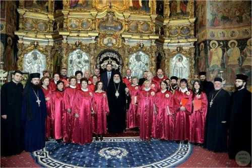 Tradiții și colinde la Catedrala Arhiepiscopală din Roman