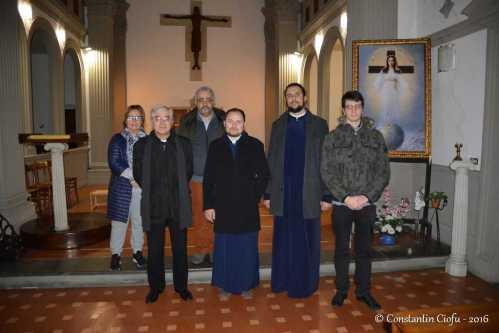 Credincioșii parohiei din Empoli au locaș de închinare