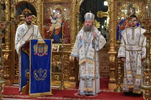PS Timotei la Catedrala patriarhală